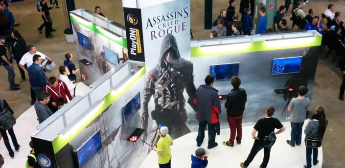 Expo Exhibition Stands Xbox : Xbox expo stand next xpo modular display provider